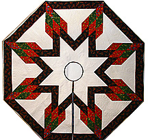 The Christmas Tree Skirt